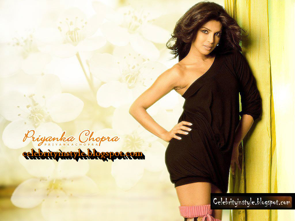 Prinka Chopra Marathi Walpapar: Celebrity: Priyanka Chopra Biography