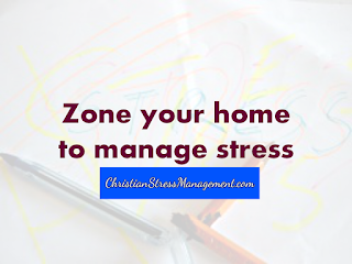 Zone to manage stress