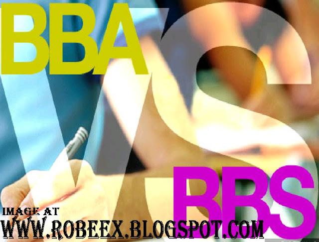 BBA vs BBS