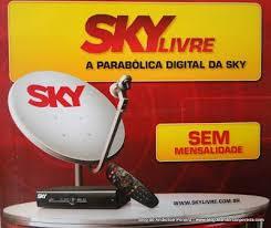 Clientes Sky Livre reclamam de bloqueio da TV aberta pela operadora -  Antenados na SKY & Cia