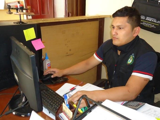 Personal para trabajar en la municipalidad *Sin secundario*