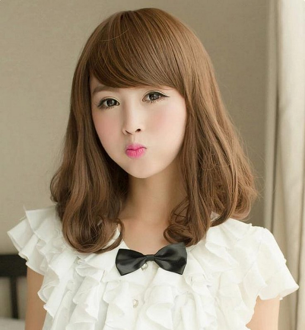 Gambar model rambut segi sebahu terbaru | MOdel Rambut Terbaru