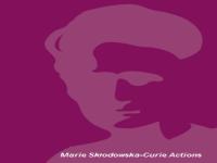 Logo Akcji Marii Skłodowskiej-Curie