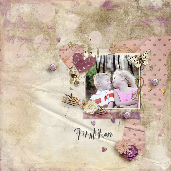 first love © sylvia • sro 2017 • my one true love • whimsical templates vol 03 • on a whimsical adventure