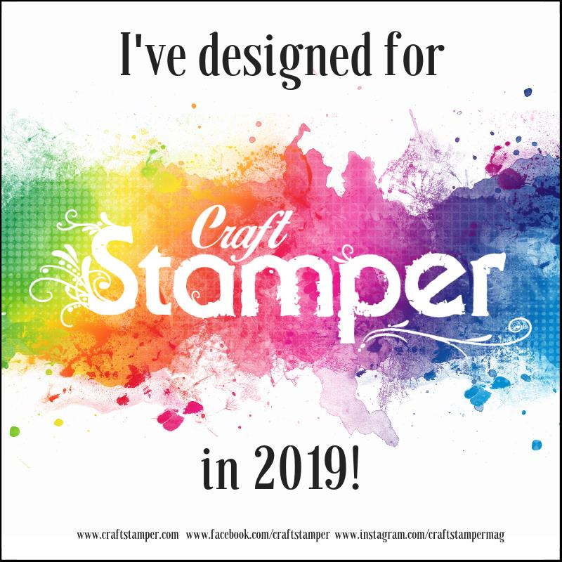 Design Team Member at Craft Stamper Magazine, 2019