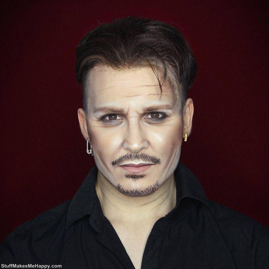 1. Johnny Depp