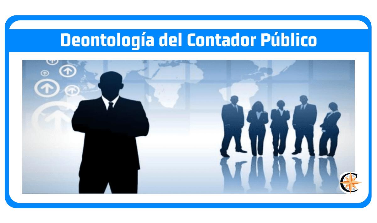 Deontología del contador público