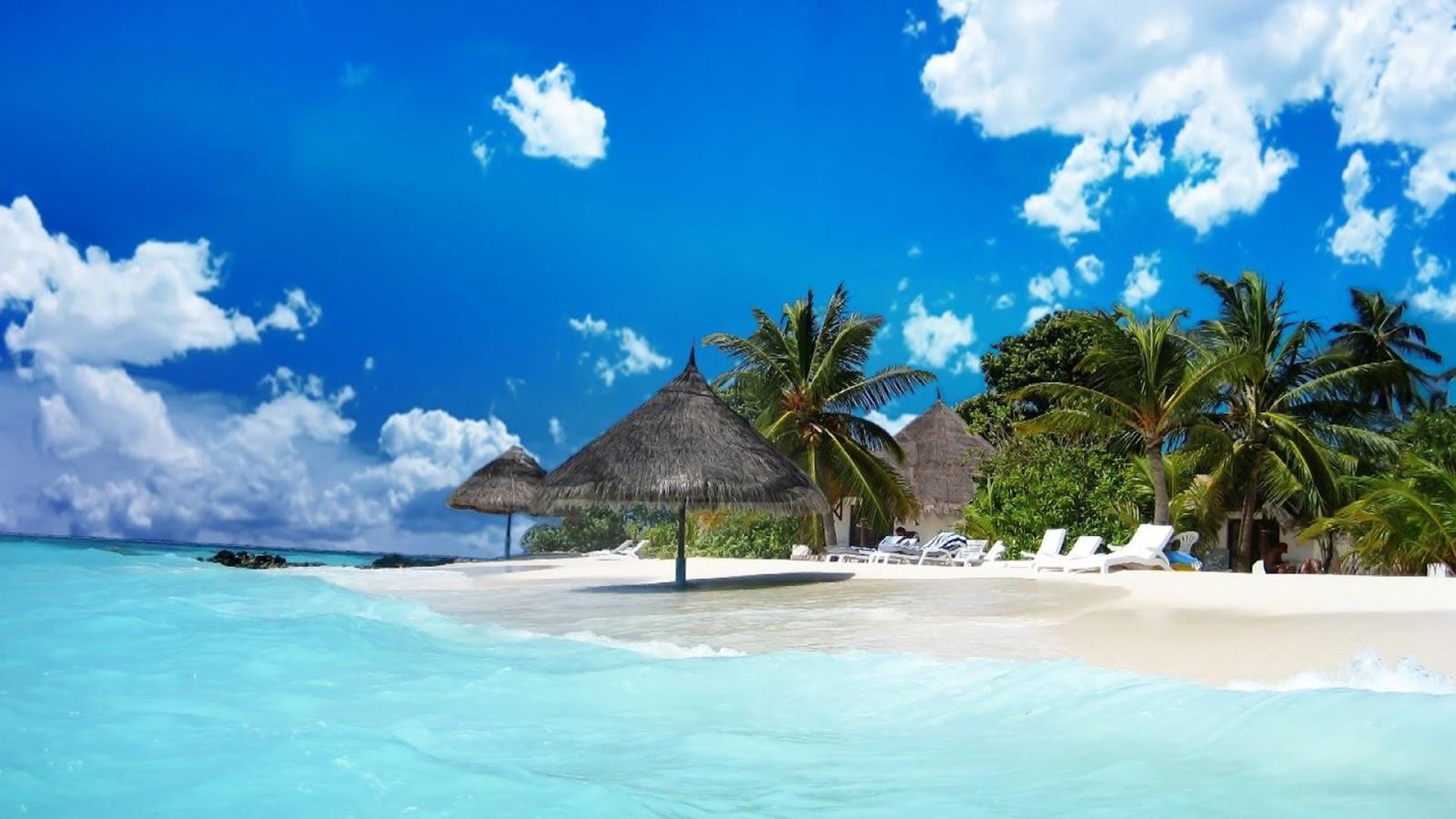 hd hintergrundbilder seychellen seychelles strand mit. Black Bedroom Furniture Sets. Home Design Ideas