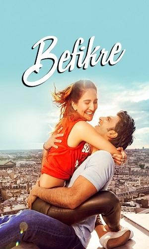 Befikre (2016) 850MB Full Hindi Movie Download 720p Bluray