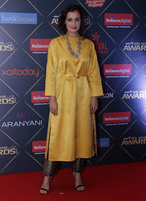 diya-mirza-News18-Reel-Awards-Red-Carpet-2
