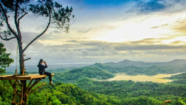 wisata, wisata alam, wisata alam kalibiru, kalibiru