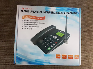 SANTEC GSM WIRELESS PHONE(ONE TOUCH MUTE WITH RECORDING)