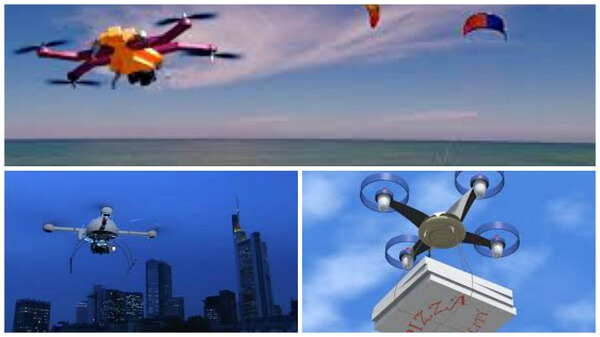 ser piloto de drones