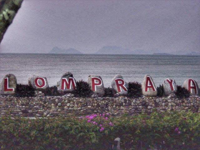 Lompraya pier