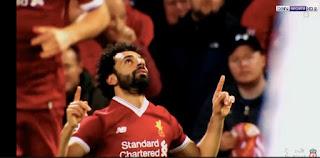 المباراة الامتع فى الدوري الانجليزي بين ليفربول وتوتنهام 2-2 ,محمد صلاح يسجل ثنائية vs كين يضيع ركلة جزاء ويسجل الاخرى