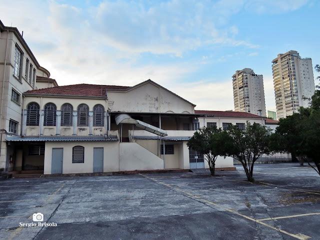 Vista ampla do Tribunal Eclesiástico de São Paulo - Ipiranga - São Paulo