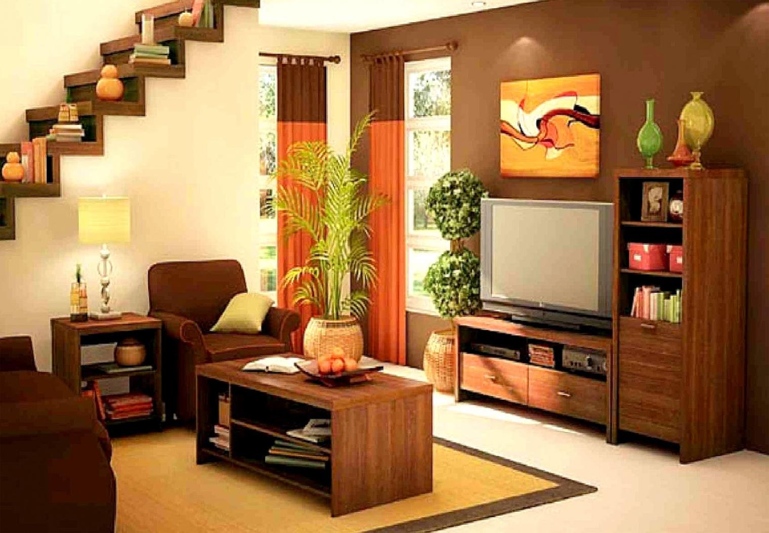 Ruang Tamu Rumah Malaysia Minimalis