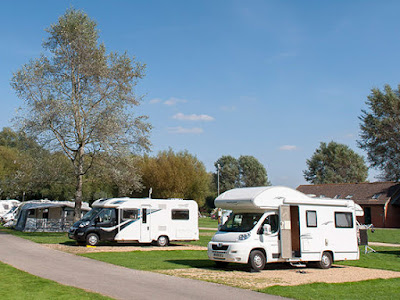 Germany has the lowest rates for campsites
