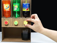 How to Create a Dispenser Machine from Cardboards