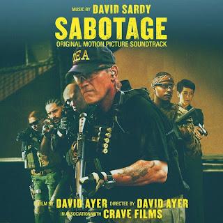 Sabotage Chanson - Sabotage Musique - Sabotage Bande originale - Sabotage Musique du film