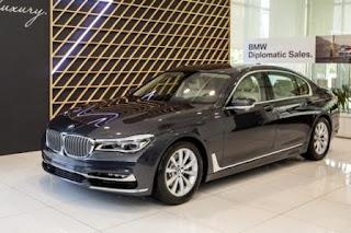 Mẫu xe nào BMW Thaco lắp ráp