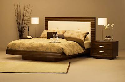 15 Desain Tempat Tidur Minimalis Modern Terbaru 2016 - 002