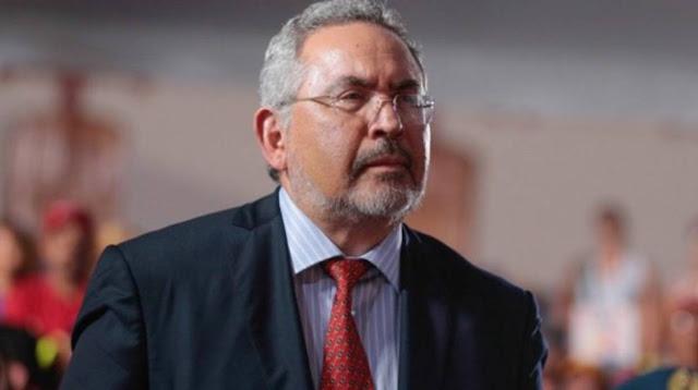 Quién es Nelson Martínez, ex presidente de Pdvsa acusado de corrupción
