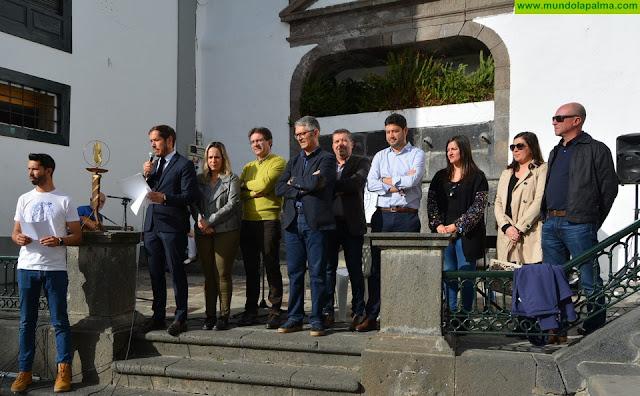 El Cabildo participa en los actos del día de La Paz