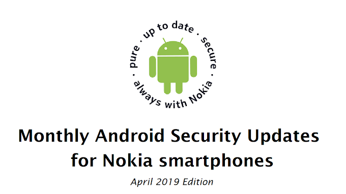 List of Nokia smartphones receiving April 2019 Android Security update