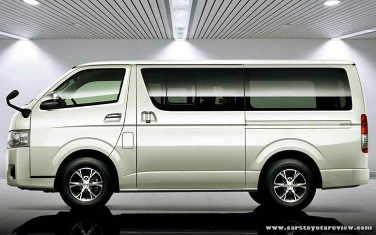 2018 Toyota Hiace Bus