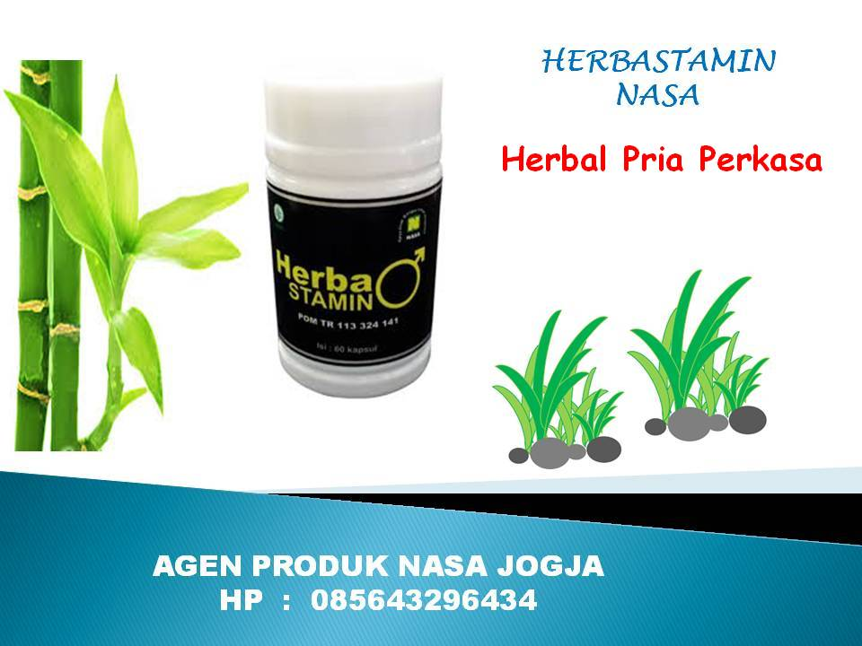 herbastamin nasa herbal pria perkasa distributor obat herbal nasa