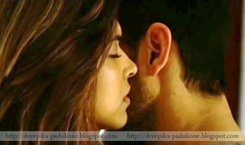 Lip Kiss Photos Of Dipika And Saif Ali Khan 1