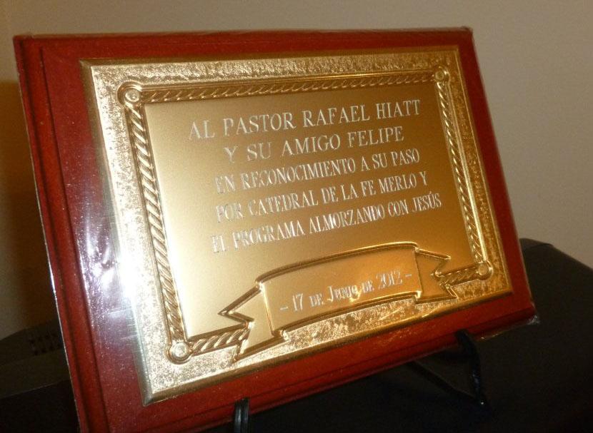 La Argentina De Rafael Hiatt Otra Nueva Iglesia Floreciente
