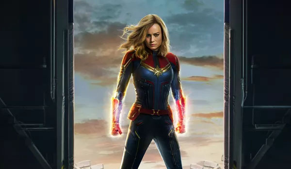 Captain Marvel - Captain Marvel Premier Night - Brie Larson - Ayala Malls Capitol Central Cinema - Ayala Malls - Bacolod City
