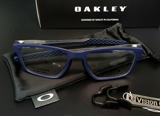 Oakley OX8153 METALINK 眼鏡