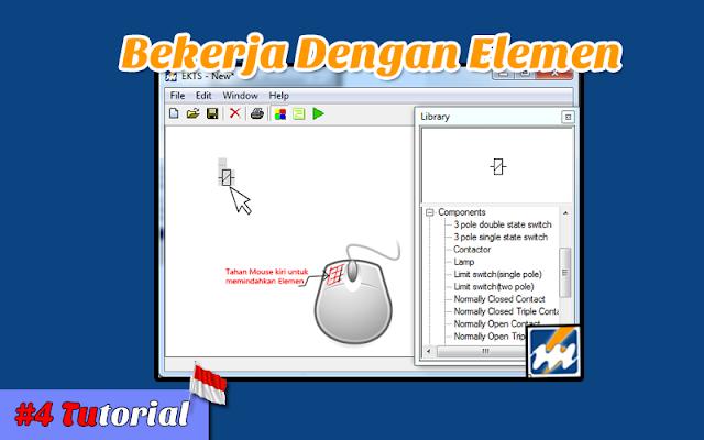 Bekerja Dengan Elemen EKTS - Tutorial Bahasa Indonesia #4