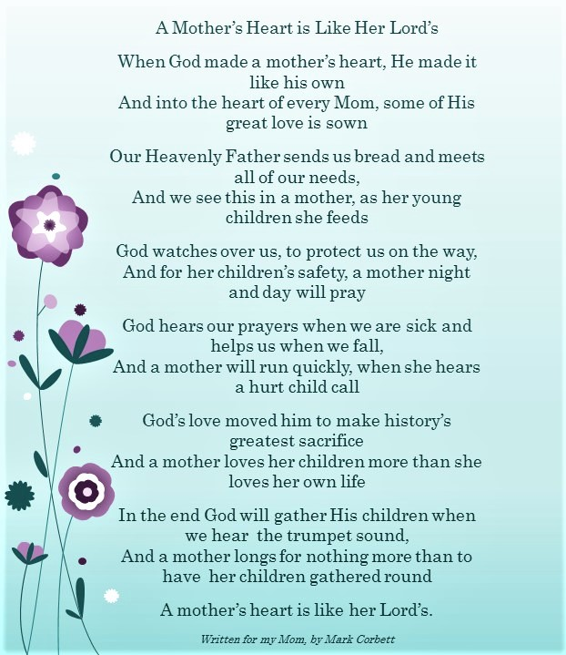 parresiazomai: A Mother's Heart is Like Her Lord's