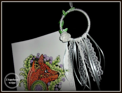 Dream catcher, handmade, hand made,