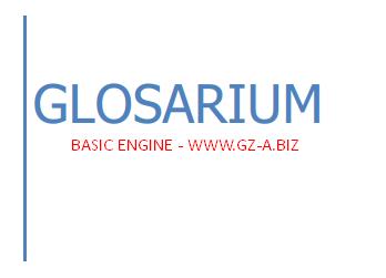 Glosarium Basic Engine