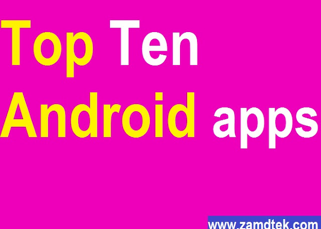 The best application to have in every android smart phone