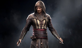 the Assassin's Creed movie trailer