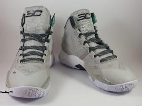 Sepatu Basket Under Armour Curry 2 Storm Grey