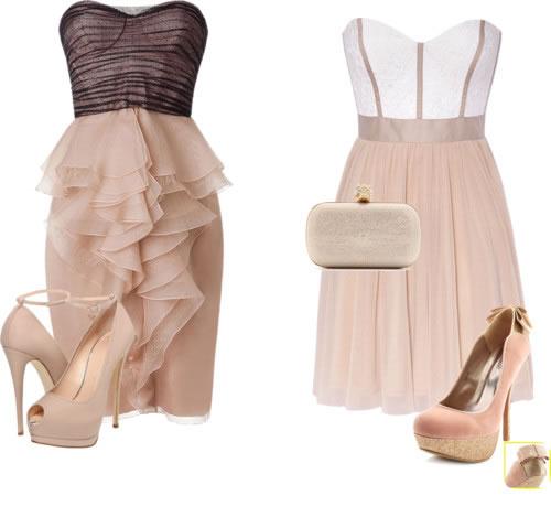 Vestido social para casamento de dia