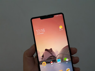 rumored specs of mi mix2s