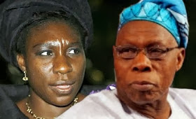 Obasanjo's Daughter Writes An Explosive Letter To Him