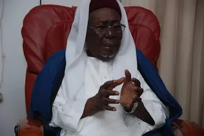 Buhari extends heartfelt condolences to the Dasuki family, the govt and people of Sokoto State on the death of the 18th Sultan of Sokoto, Ibrahim Dasuki.