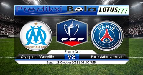 Prediksi Olympique Marseille VS Paris Saint-Germain 29 Oktober 2018