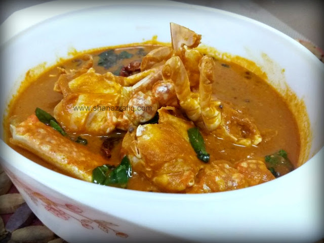 Crab Coconut Curry