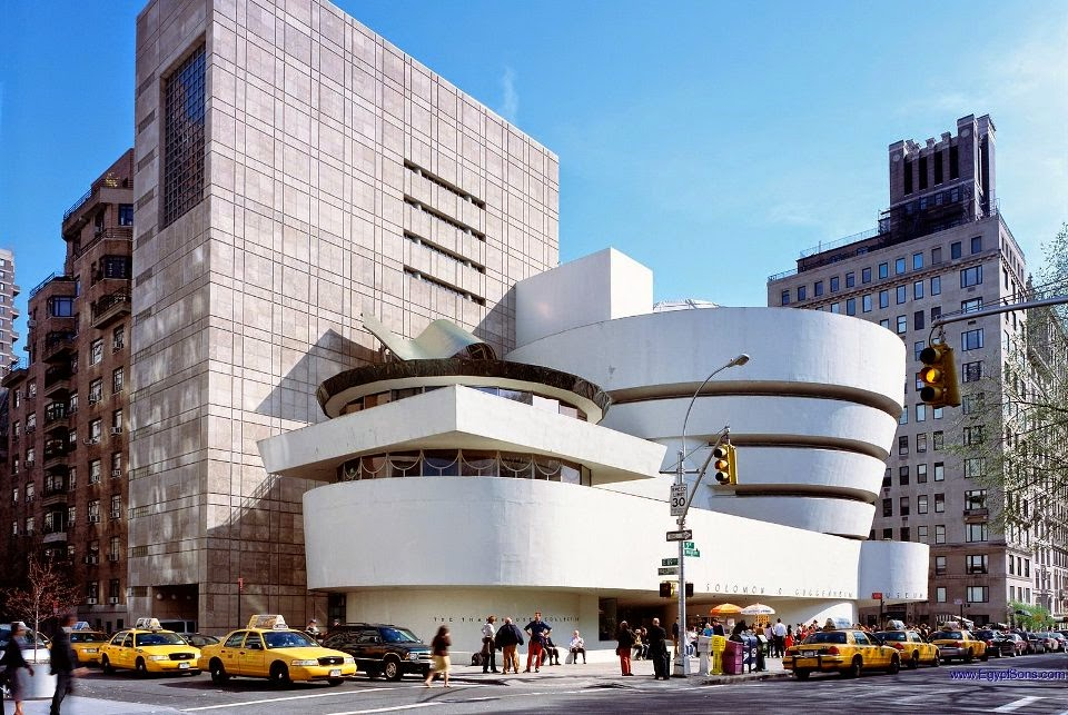 Museu Guggenheim em Nova York