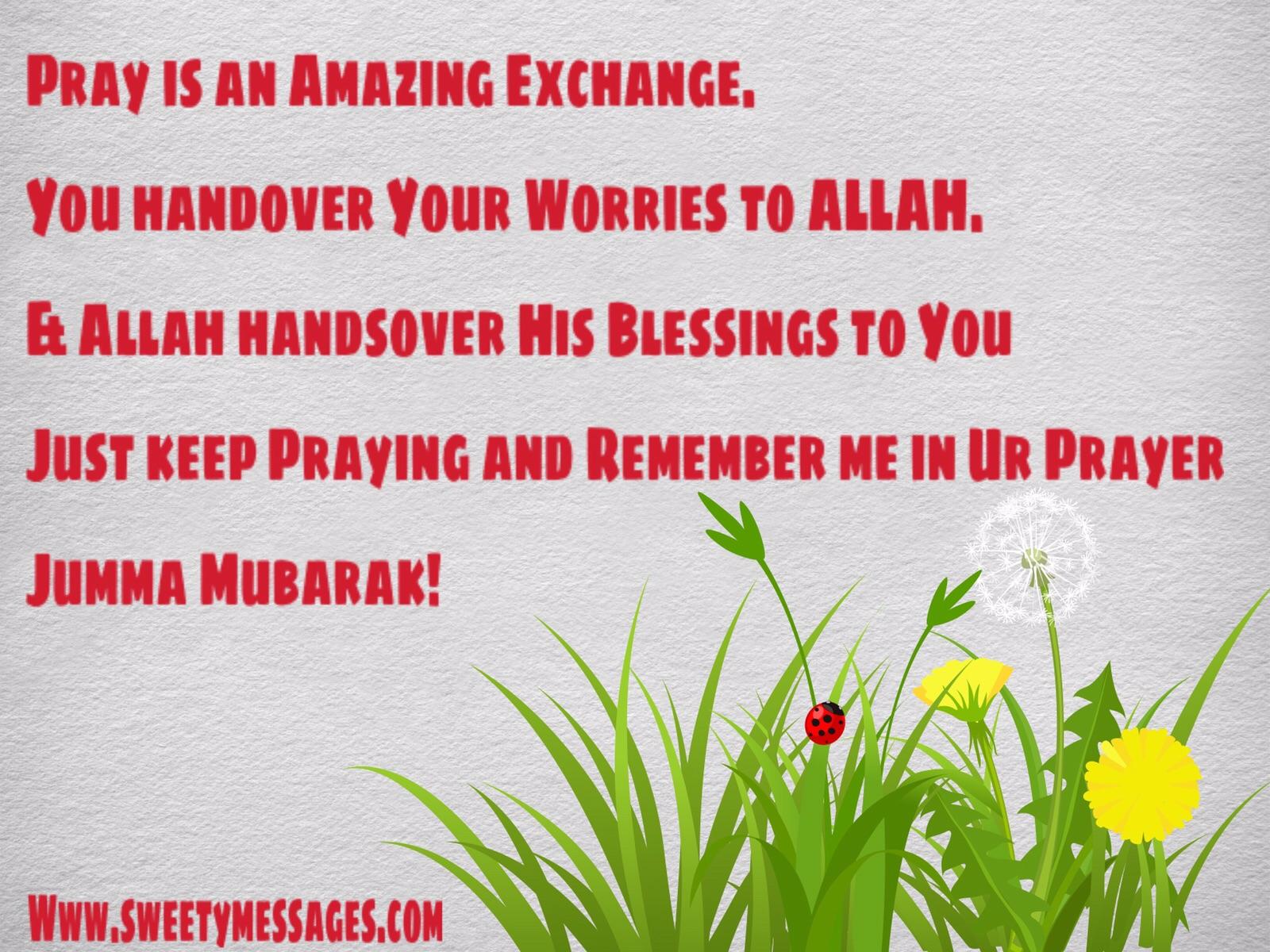 Jummah Mubarak Cards And Images Beautiful Messages